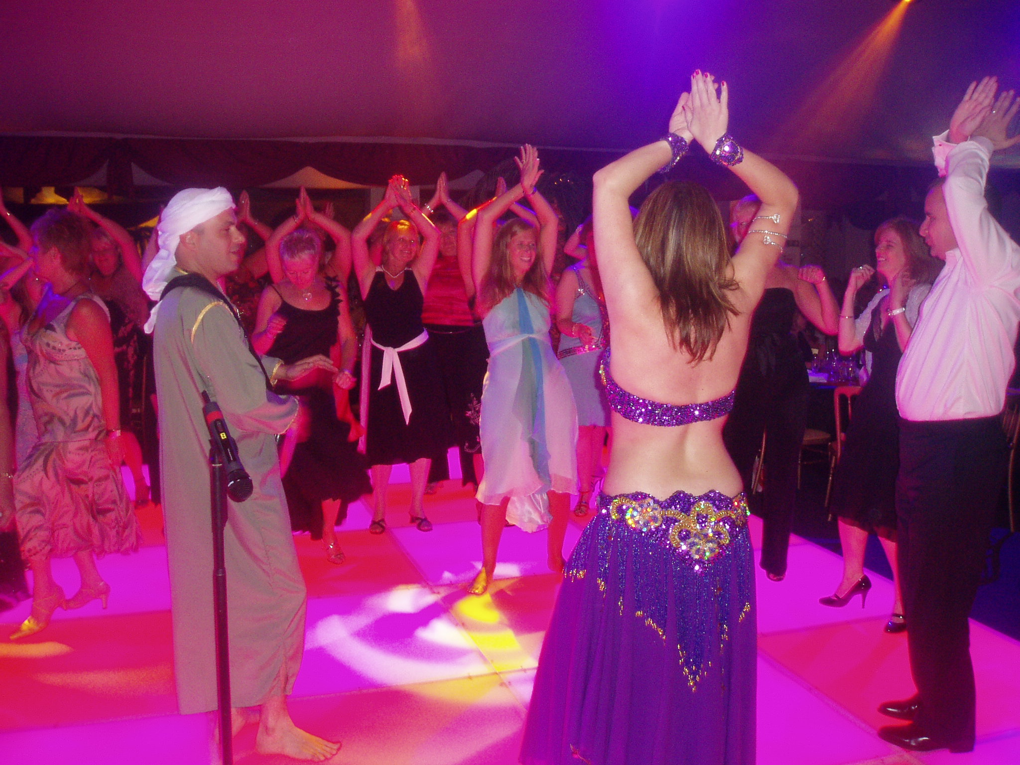 arabian nights theme party preformance show live belly dancers